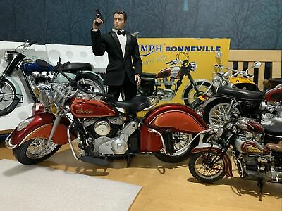 Indian Chief Classic Motorcycle 1948 1:6 Scale Model • 245£