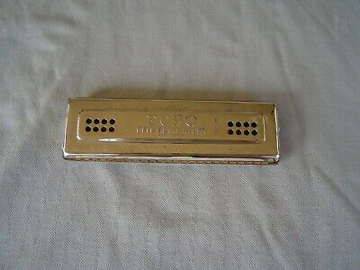 $44.50 • Buy Vintage  Echo  Double Sided Tremelo Harmonica Model 56/96  C/g  By M. Hohner