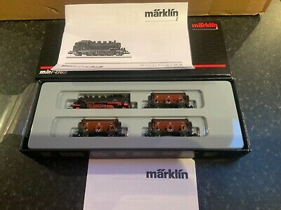 AU449.35 • Buy Marklin Spur Z Scale/gauge Coal Transport Train Set. MHI.