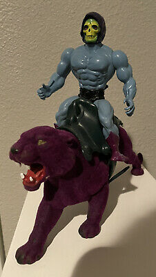 $0.99 • Buy ORIGINAL 80's Masters Of The Universe Skeletor And Panthor