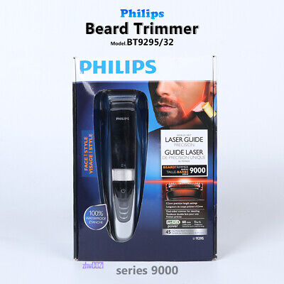 AU68.25 • Buy Philips 9000 Series Beard Trimmer BT9295/32 Shaver Men's Face Styling In Box