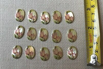 $ CDN11.24 • Buy Vintage Mother Of Pearl  Cameos - LOT Of 15 Jewelry Findings Craft