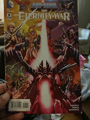 $1 • Buy Masters Of The Universe Eternity War #9