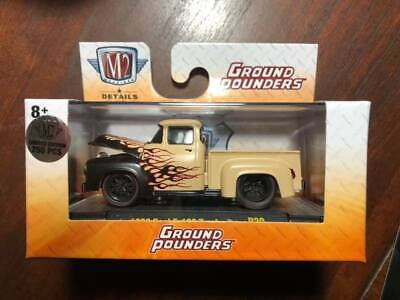 $ CDN129.99 • Buy M2 Machines 1956 Ford F-100 Truck Super Chase 250 Ground Pounders 2020