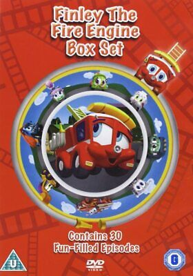 FINLEY THE FIRE ENGINE: VOLUMES 1 2 3 DVD VOL Box Set Original UK Release R2 • 9.99£