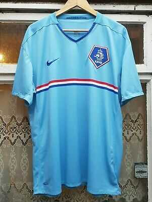 Holland Away Shirt 2008-09 (XL) Netherlands , Nike  • 20£