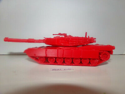 $16 • Buy 1:56 Scale M1A1 AIM Abrams Tank: Suitable For Bolt Action, Yankee Etc.
