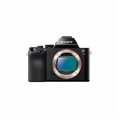 $ CDN1010.31 • Buy Sony Alpha A7S 12.2 MP Digital SLR Camera - Black (Body Only)