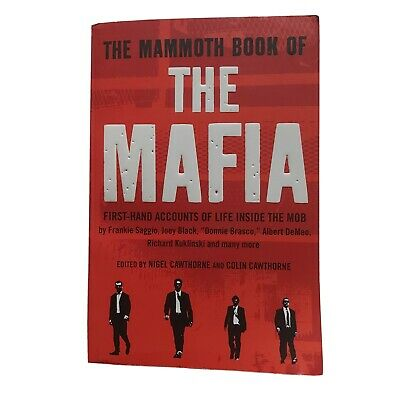 The Mammoth Book Of The Mafia By  • 4.28£