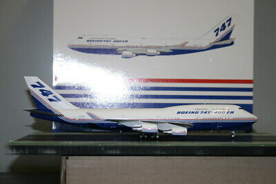 AU268 • Buy JC Wings 1:200 Boeing Company 747-400ER N747ER  Pre-Qantas  (XX2174) Model Plane