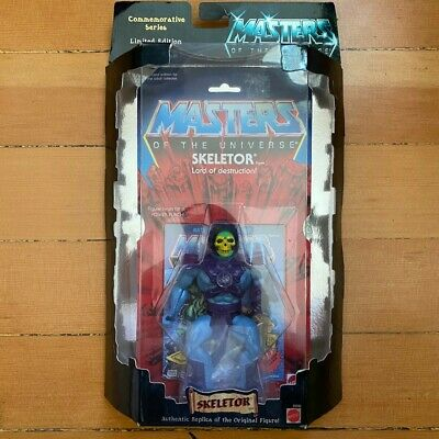 $99.99 • Buy MOTU Commemorative Series Skeletor Masters Of The Universe Limited Edition 2001