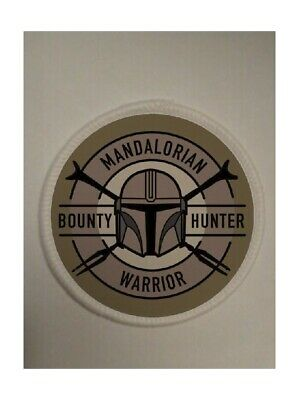 The Mandalorian Star Wars Patch Badge Patches Badges • 3.99£