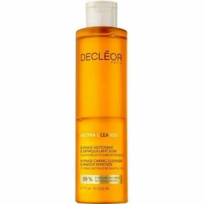 NEW DECLEOR Aroma Cleanse Bi-Phase Caring Cleanser & Makeup Remover 200ml # NEW • 15.95£