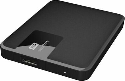 AU158.90 • Buy WD - Easystore 5TB External USB 3.0 Portable Hard Drive - Black