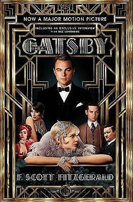 The Great Gatsby By F. Scott Fitzgerald BRAND NEW BOOK (Paperback 2013) • 4.30£