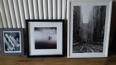 IKEA Framed Pictures X 3 • 40£