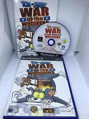 £8 • Buy Tom And Jerry War Of The Whiskers - Sony PS2 - Tested And Complete