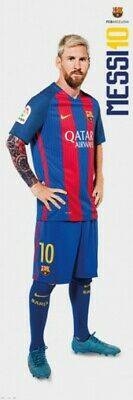 Football - FC Barcelona Lionel Messi 2016/17 FCB Poster Print (62x21in) #108471 • 8.57£