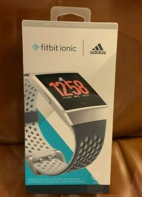 $ CDN317.92 • Buy Super RARE FITBIT IONIC ADIDAS Smart Watch Edition Limited Brand New HTF