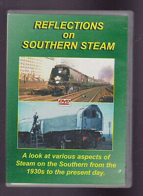 £14 • Buy Reflections On Southern Steam (DVD) Railway DVD ~ Transport Video Publishing DVD
