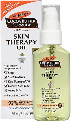 Palmer's Palmers Cocoa Butter Formula Skin Therapy Oil 60ml Scars Stretch Marks • 7.99£