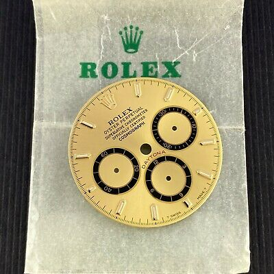 $ CDN1106.38 • Buy Original Rolex INVERTED SIX DAYTONA DIAL - TRITIUM FOR 16528 16523 DAYTONA, MINT