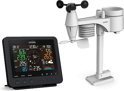 Weather Station  Radio Control Professional 7-in-1 Wireless Sensor • 189.99£