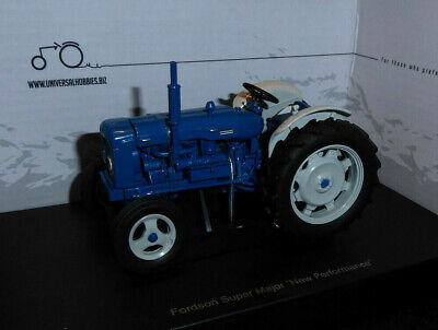 £42 • Buy Model Tractor FORDSON SUPER MAJOR 'New Performance' 1963 1/32nd By UH