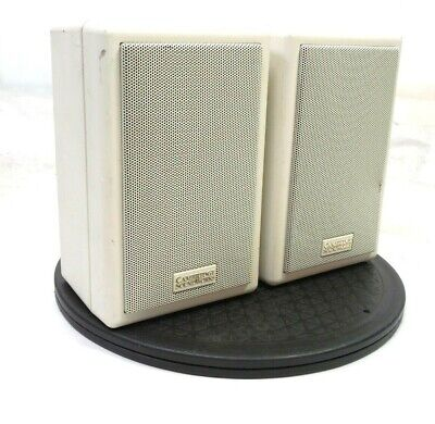 £39.03 • Buy Cambridge Soundworks MovieWorks 5.1 Speakers - Tested
