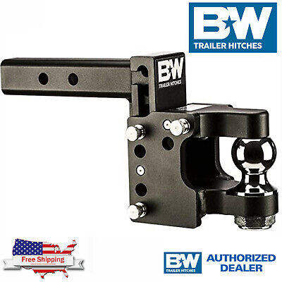 $ CDN379.34 • Buy B&W Tow & Stow Adjustable Drop Pintle Hitch With 2 5/16  Ball TS10056