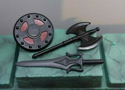 $20.99 • Buy Masters Of The Universe Classics MOTUC Anti-Eternia He-Man Weapons Lot
