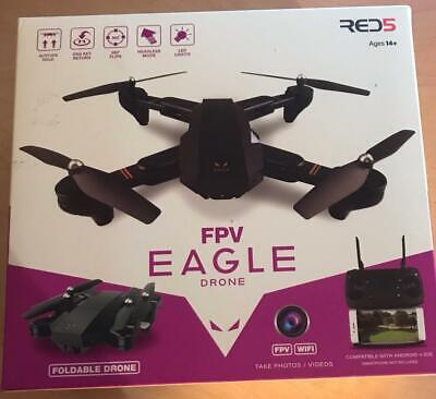 Red5 Eagle Folding Drone With Fpv • 75£