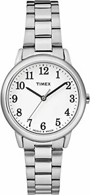 Timex Women's Easy Reader 30 Mm Bracelet Watch TW2R23700 • 45.99£