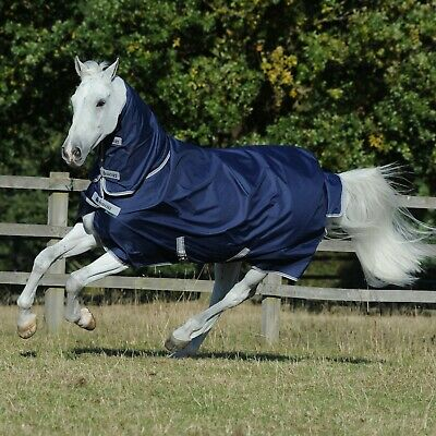 Bucas Freedom Turnout Rug With Full Neck 6'0 • 105£