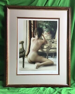 Douglas Hoffman Signed Limited Edition -  The Model  • 225£