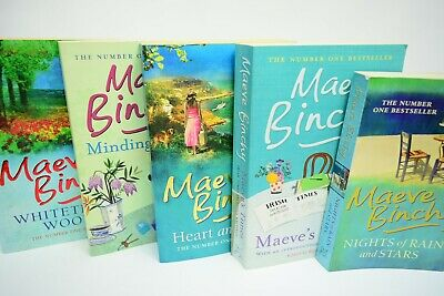 £9.99 • Buy Maeve Binchy 5 Book Collection