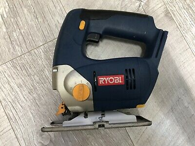 Ryobi CJS-180QEO Cordless 18V Jigsaw Used Working Order Bare Unit Only Slide-On • 39.99£