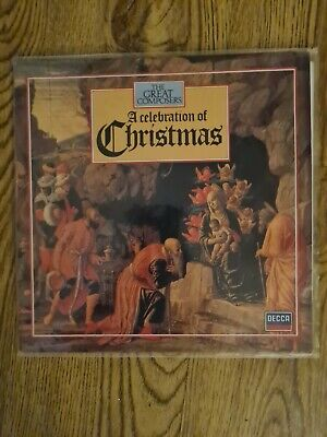£6 • Buy The Great Composers  A Celebration Of Christmas   LP / Vinyl