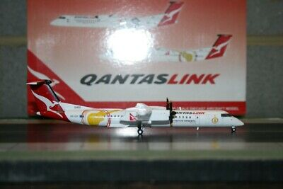 AU168 • Buy JC Wings 1:200 Qantaslink Bombardier Dash-8-Q400 VH-QOI (XX2209) Qantas