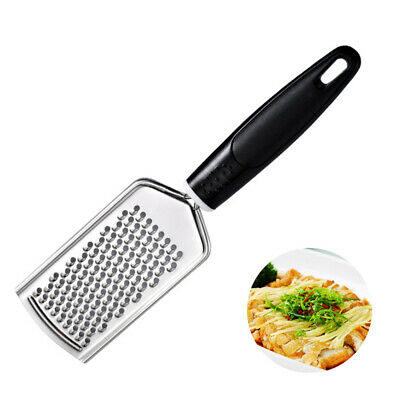 £3.68 • Buy Stainless Steel Cheese Grater Hand Held Flat Tool