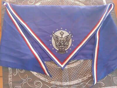 Eagle Scout Neckerchief Scarf Boy Scouts Of America BSA B2 • 11.03£