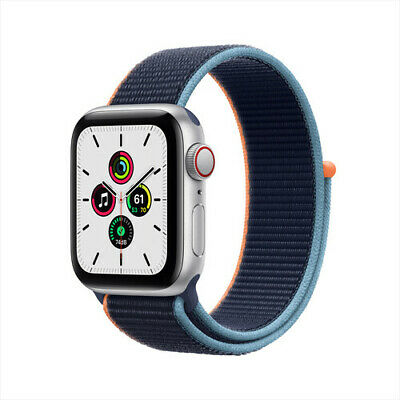 $ CDN419 • Buy Apple Watch SE 44mm GPS + Cellular -NEW SEALED (Different Color Options)