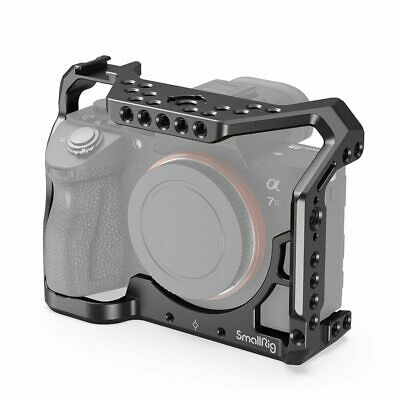 $ CDN127.87 • Buy SmallRig Cage Kits//Monitor Mount /NATO Top Handle For Sony A7RIII/A7M3/A7III