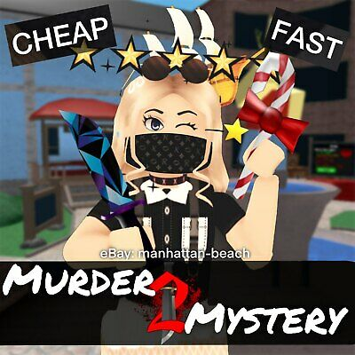 $8.98 • Buy MM2 Roblox - ALL GODLY/ANCIENTS/VINTAGES FAST AND CHEAP (Read Desc)