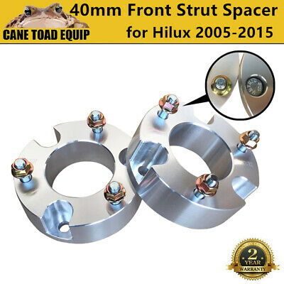 AU110 • Buy Strut Spacer 40mm For Hilux Lift Kit 05-15 KUN26 25 N70 Front Coil Shock Suspens