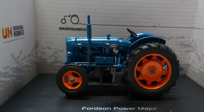 £42 • Buy Model Tractor FORDSON POWER MAJOR 1958 1/32 BY Universal Hobbies