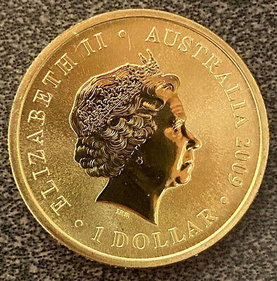 AU86.95 • Buy 🔥Rare Proof UNC $1 Dollar Australia Limited Edition Gold Coin Coins  🇦🇺 New