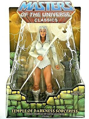 $112.99 • Buy  Masters Of The Universe Classics Temple Of Darkness Sorceress