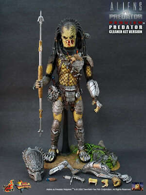 $ CDN351.82 • Buy Hot Toys 1/6 Aliens Vs Predator Requiem MMS 66 Wolf Predator Clean Version NEW
