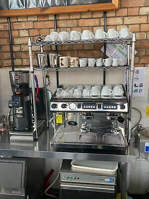 £3000 • Buy Rijo 2 GROUP Commercial Coffee Machine, Grinder